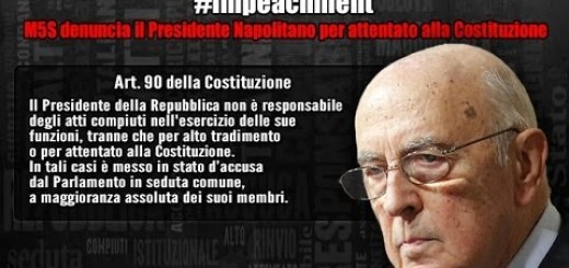 Napolitano impeachment